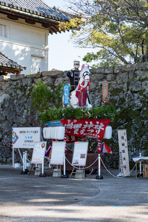 増田神社奉賛会が所有する増田敬太郎山車