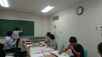 企画会議の様子1
